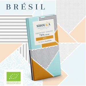 """Chocolat Noir – Cacahuètes – 72% Cacao<br><small class=""""productArchive-tag"""">BRÉSIL</small>"""