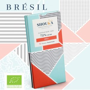 "Chocolat Noir – Café – 72% Cacao<br><small class=""productArchive-tag"">BRÉSIL</small>"