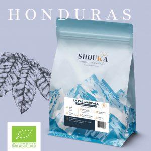 """La Paz Marcala BIO<br><small class=""""productArchive-tag"""">HONDURAS</small>"""