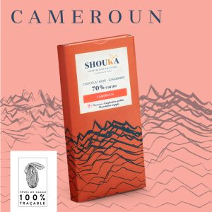 """Chocolat Noir – Gingembre – 70% Cacao<br><small class=""""productArchive-tag"""">CAMEROUN</small>"""