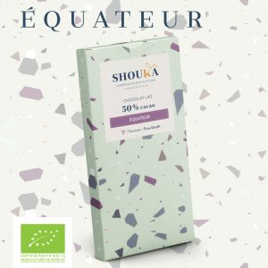 "Chocolat Lait – 50% Cacao<br><small class=""productArchive-tag"">ÉQUATEUR</small>"