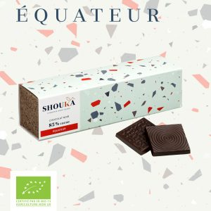 "Napolitains Chocolat Noir – 85% Cacao<br><small class=""productArchive-tag"">ÉQUATEUR</small>"