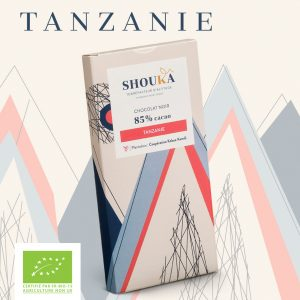 "Chocolat Noir – 85% Cacao<br><small class=""productArchive-tag"">TANZANIE</small>"
