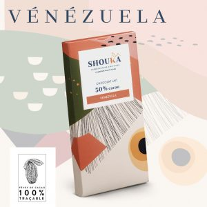 "Chocolat Lait – 50% Cacao<br><small class=""productArchive-tag"">VENEZUELA</small>"
