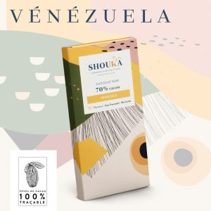 "Chocolat Noir – 70% Cacao<br><small class=""productArchive-tag"">VENEZUELA</small>"