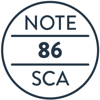 Note SCA 85+, Speciality Coffee Association, Shoukâ
